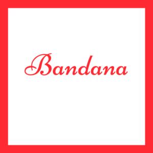 Les Bandanas